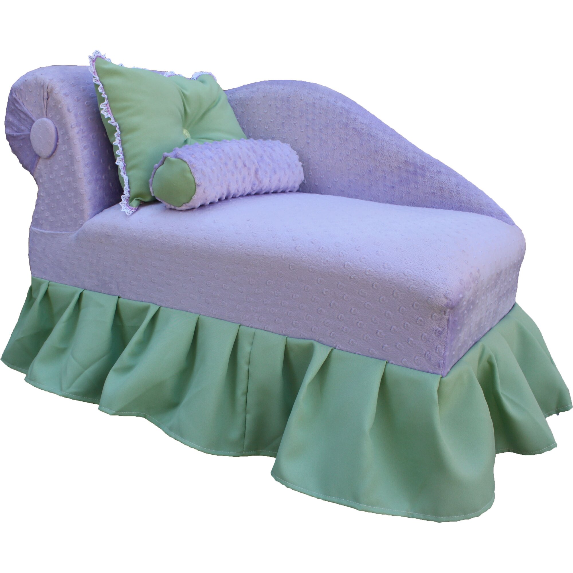 Keet Princess Kids Chaise Lounge & Reviews