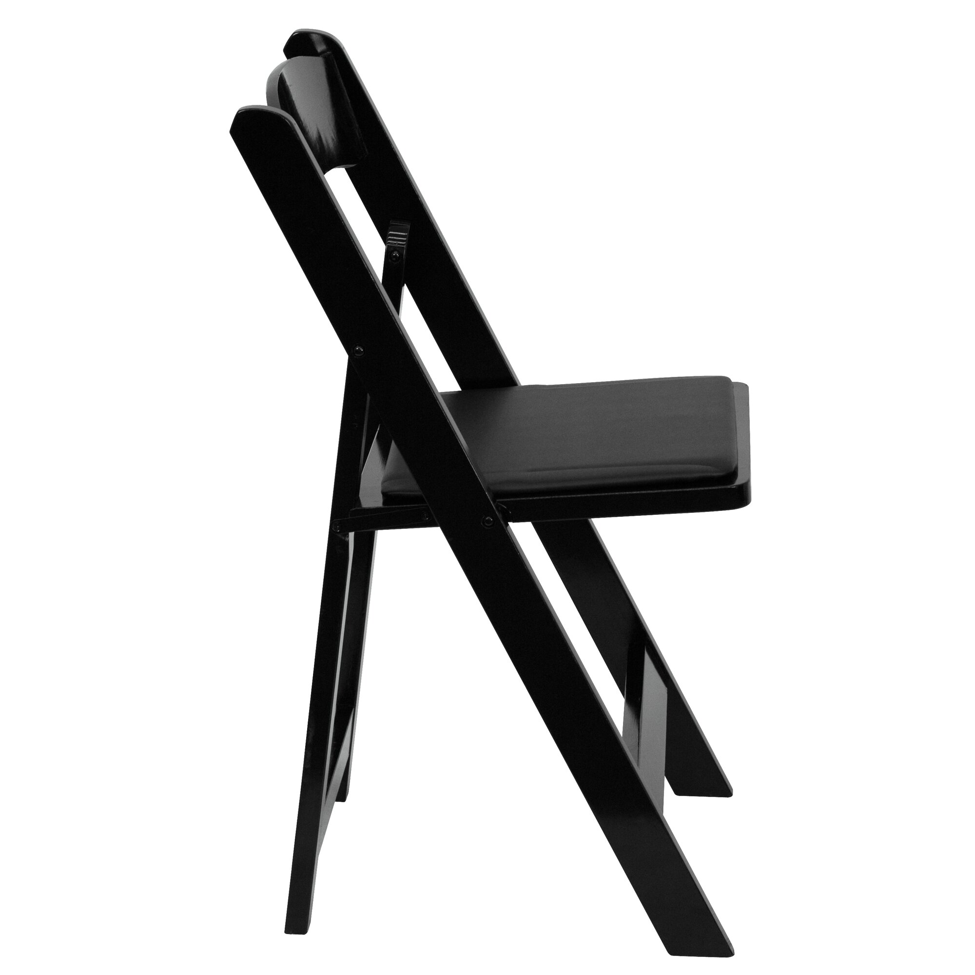 Fresh Wood Folding Chairs with Padded Seats Beautiful