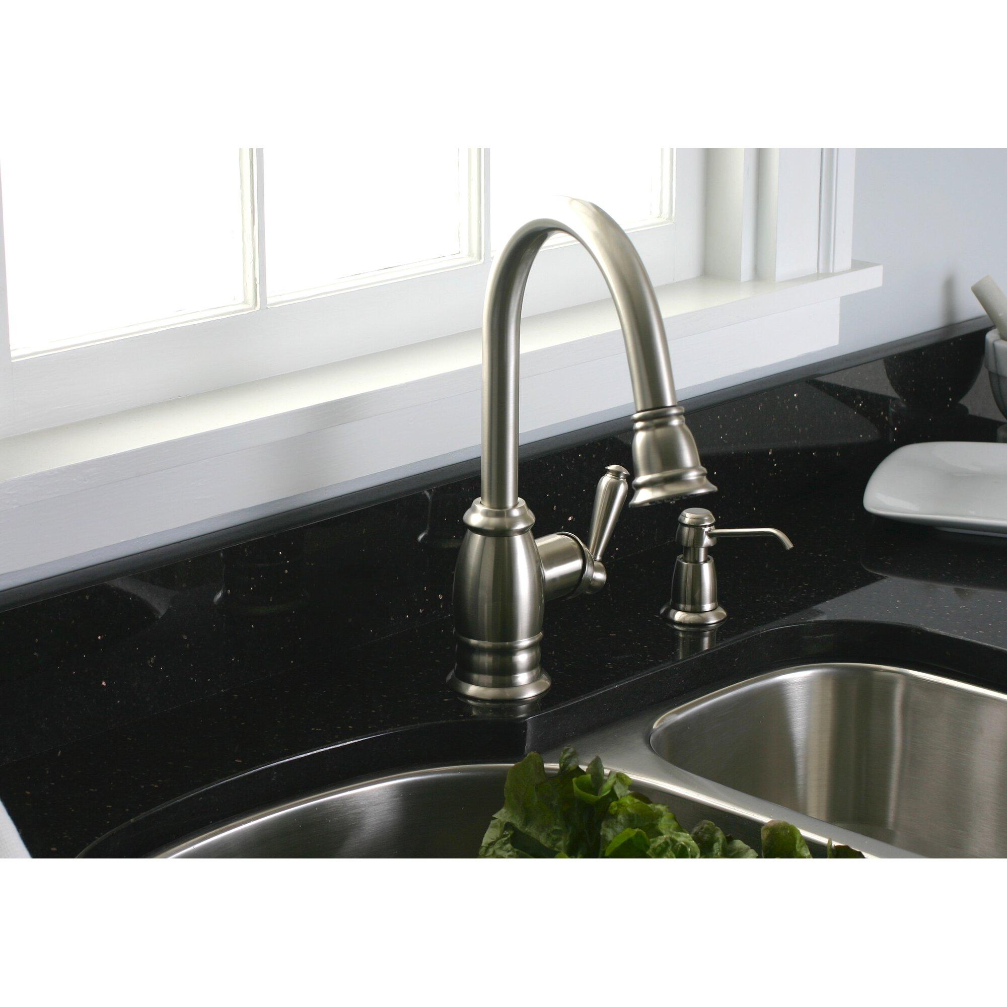 Premier Faucet Sonoma One Handle Centerset Pull-Down