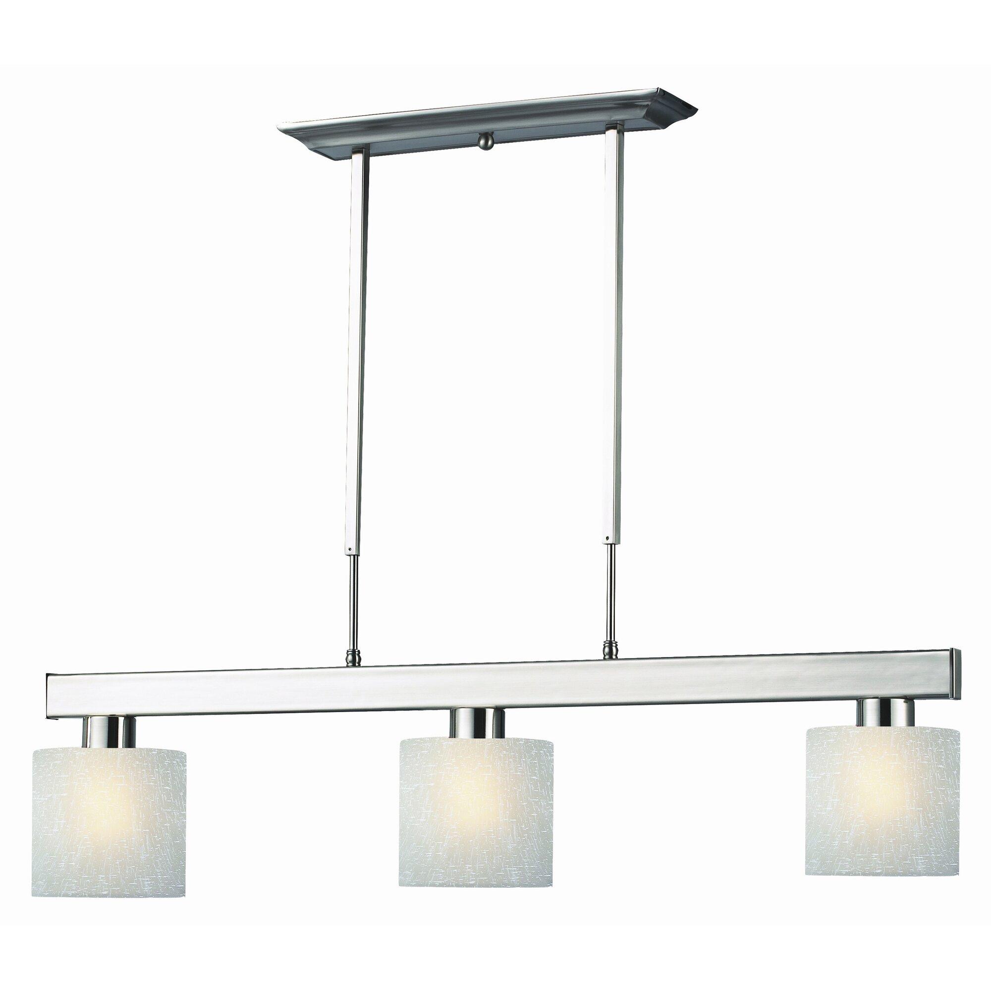 Z-Lite Cobalt 3-Light Pool Table Light