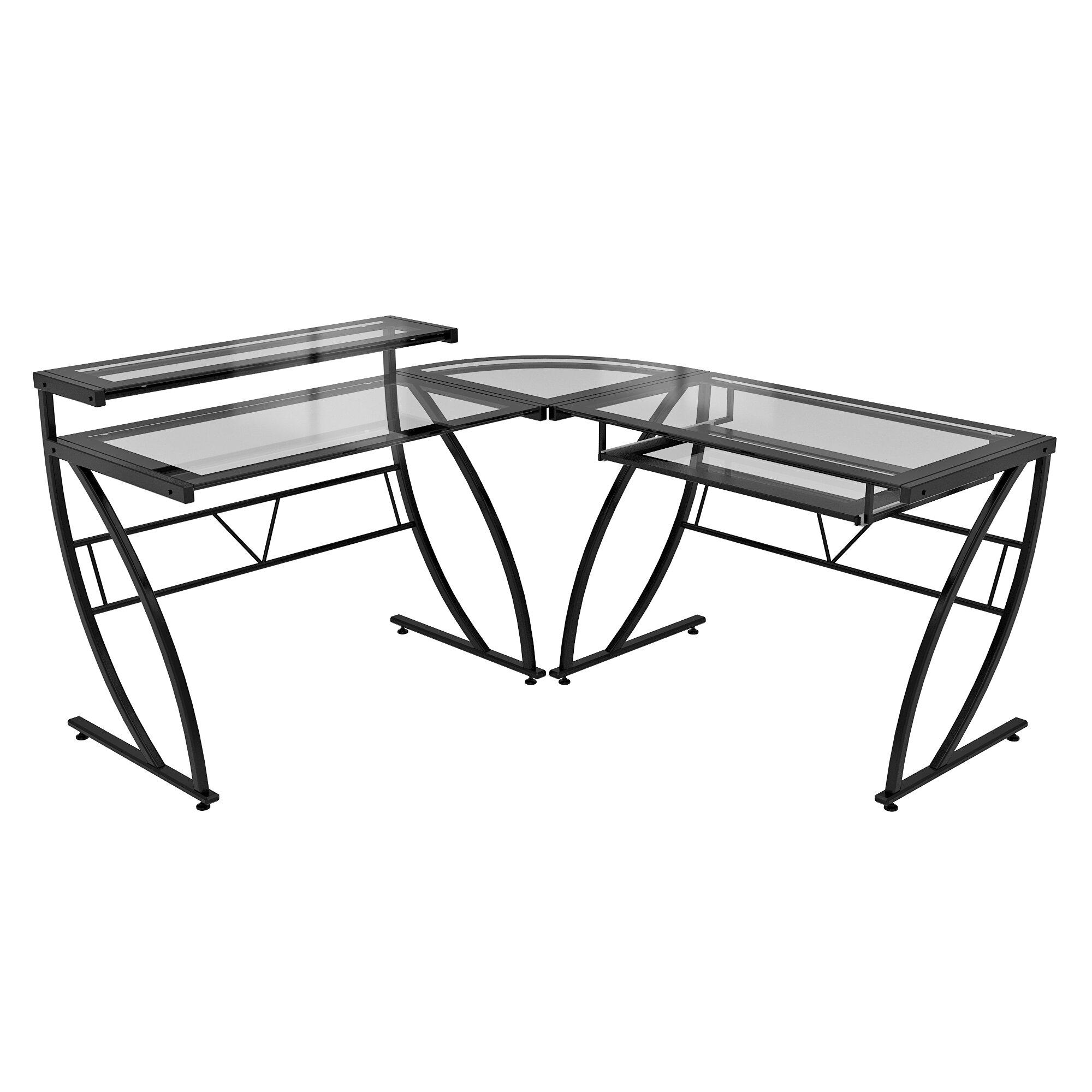Z Line Designs Chandler L Shape Writing Desk Amp Reviews