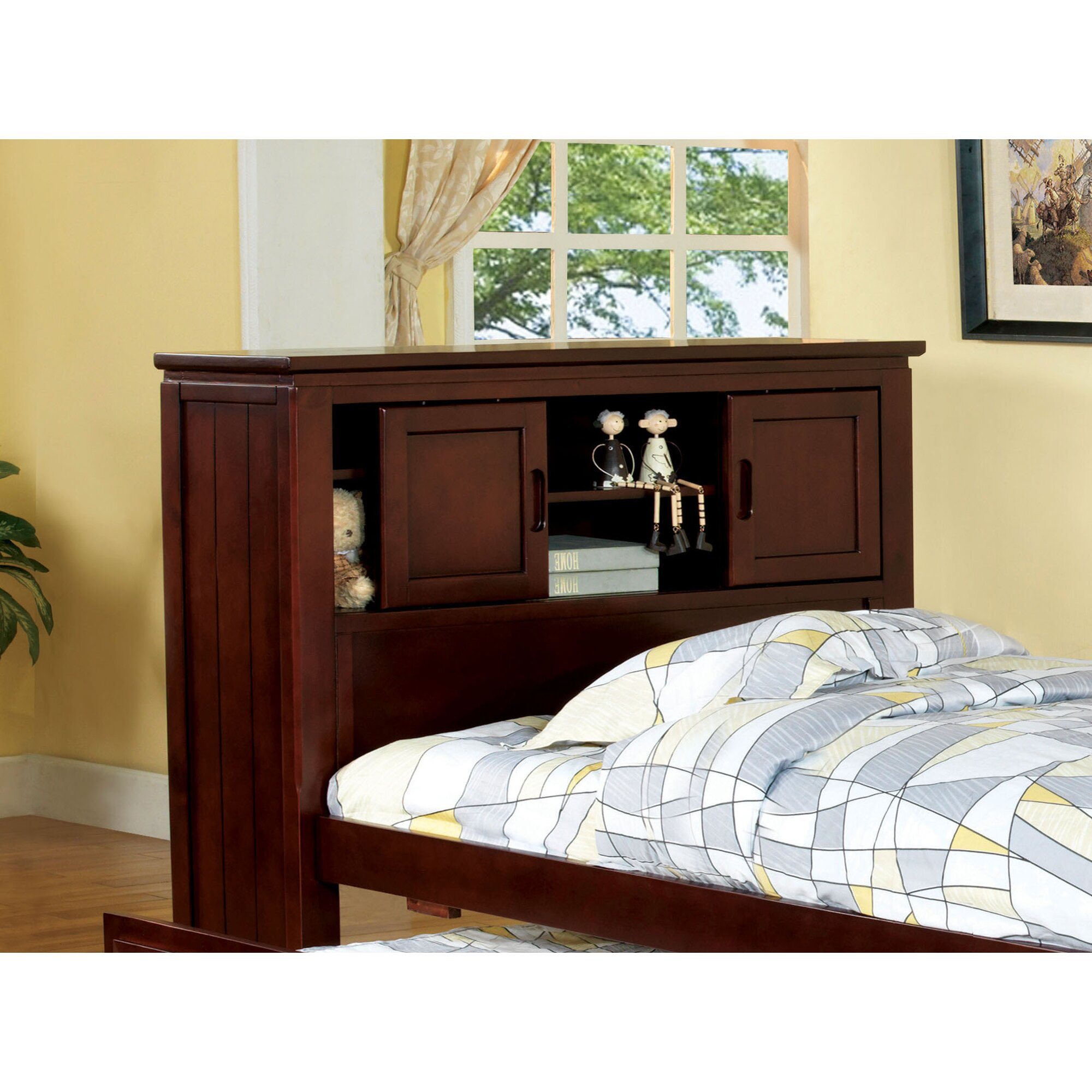montana twin captain bed with trundle - Twin Captains Bed
