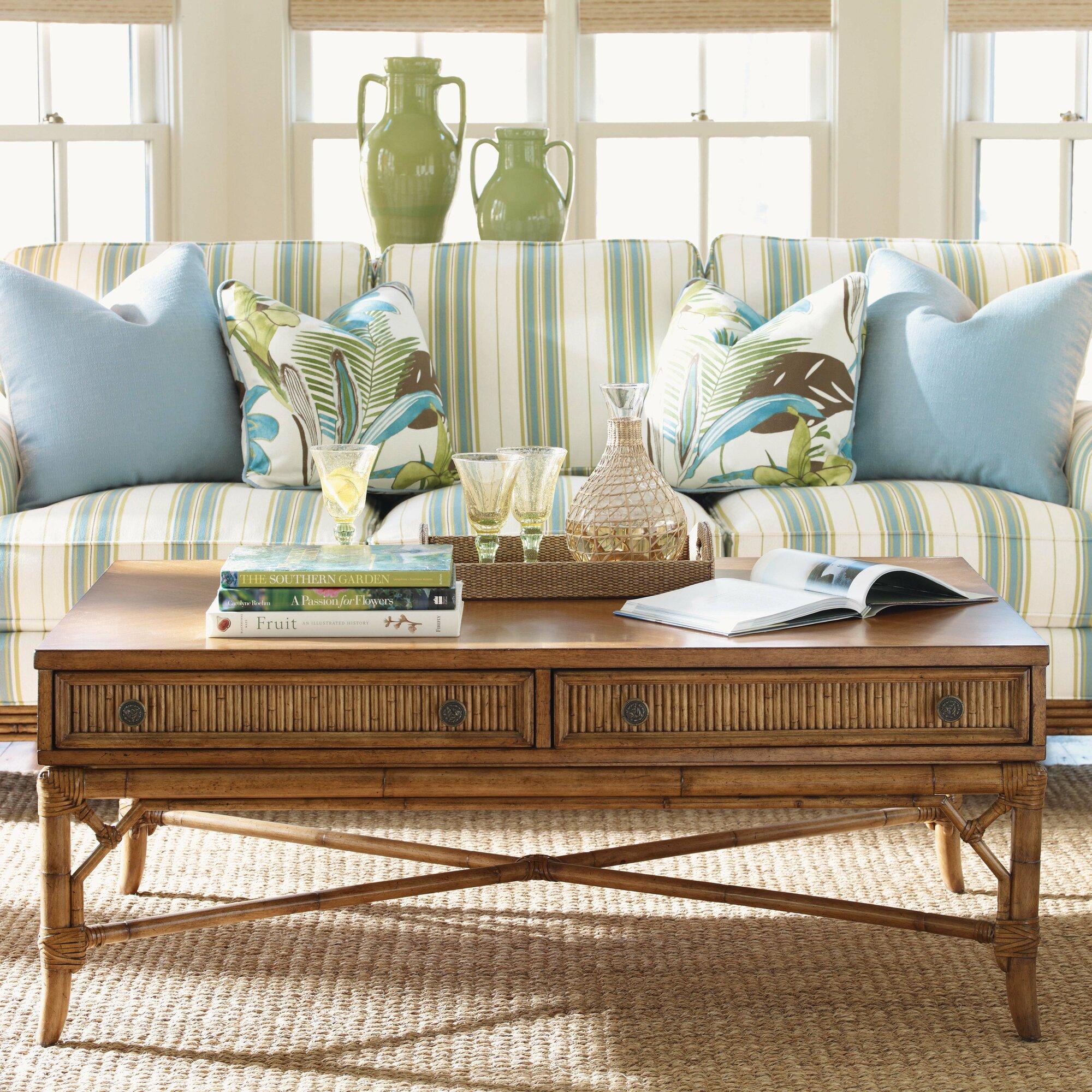 Tommy Bahama Home Beach House Coffee Table & Reviews