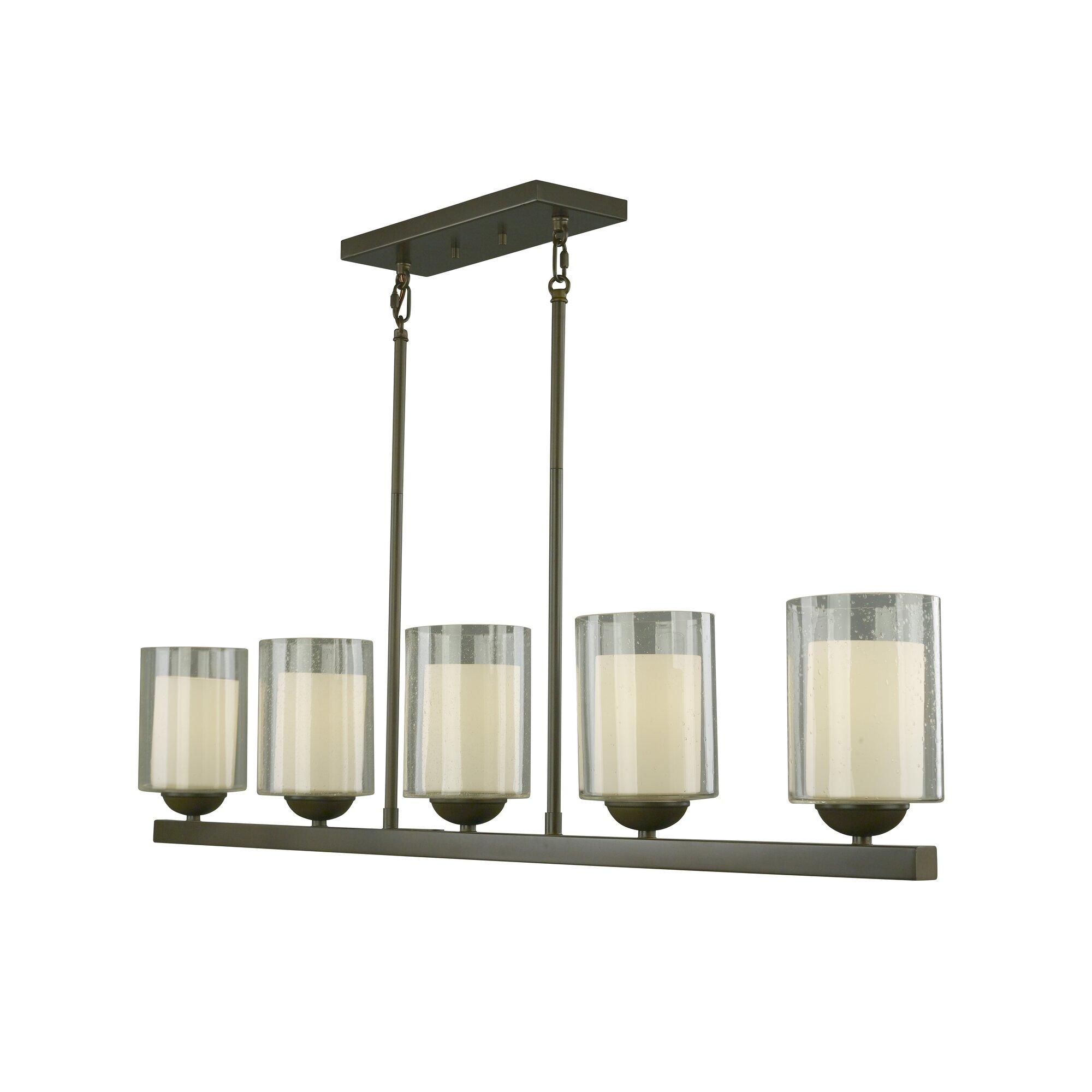 Woodbridge Cosmo 5-Light Kitchen Pendant Lighting