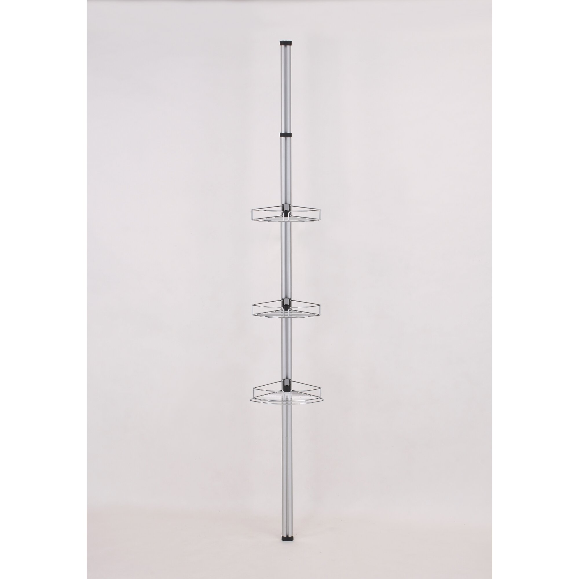 telescopic shower caddy