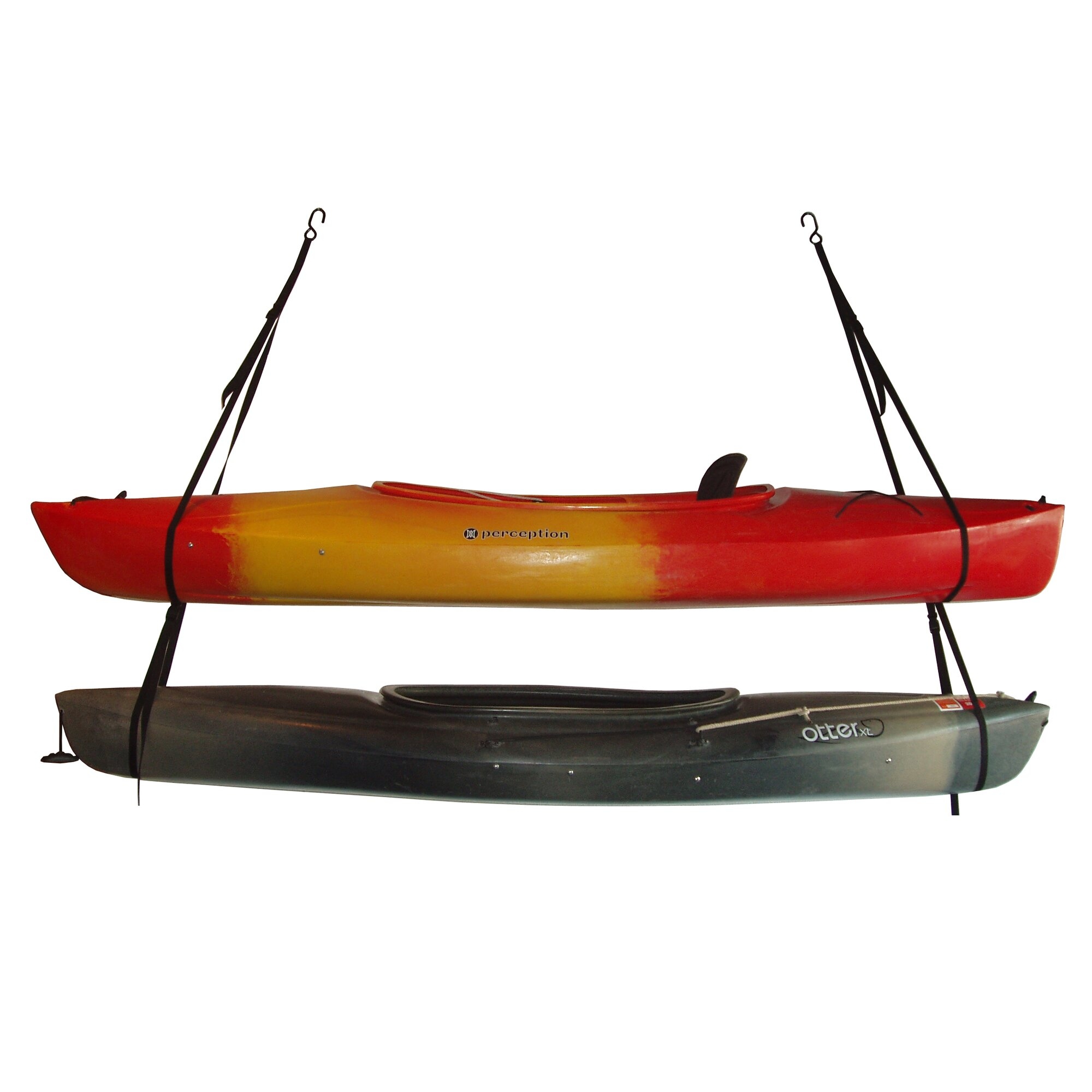 Gear Up Inc Kayak Canoe Storage And Portage Hang 2