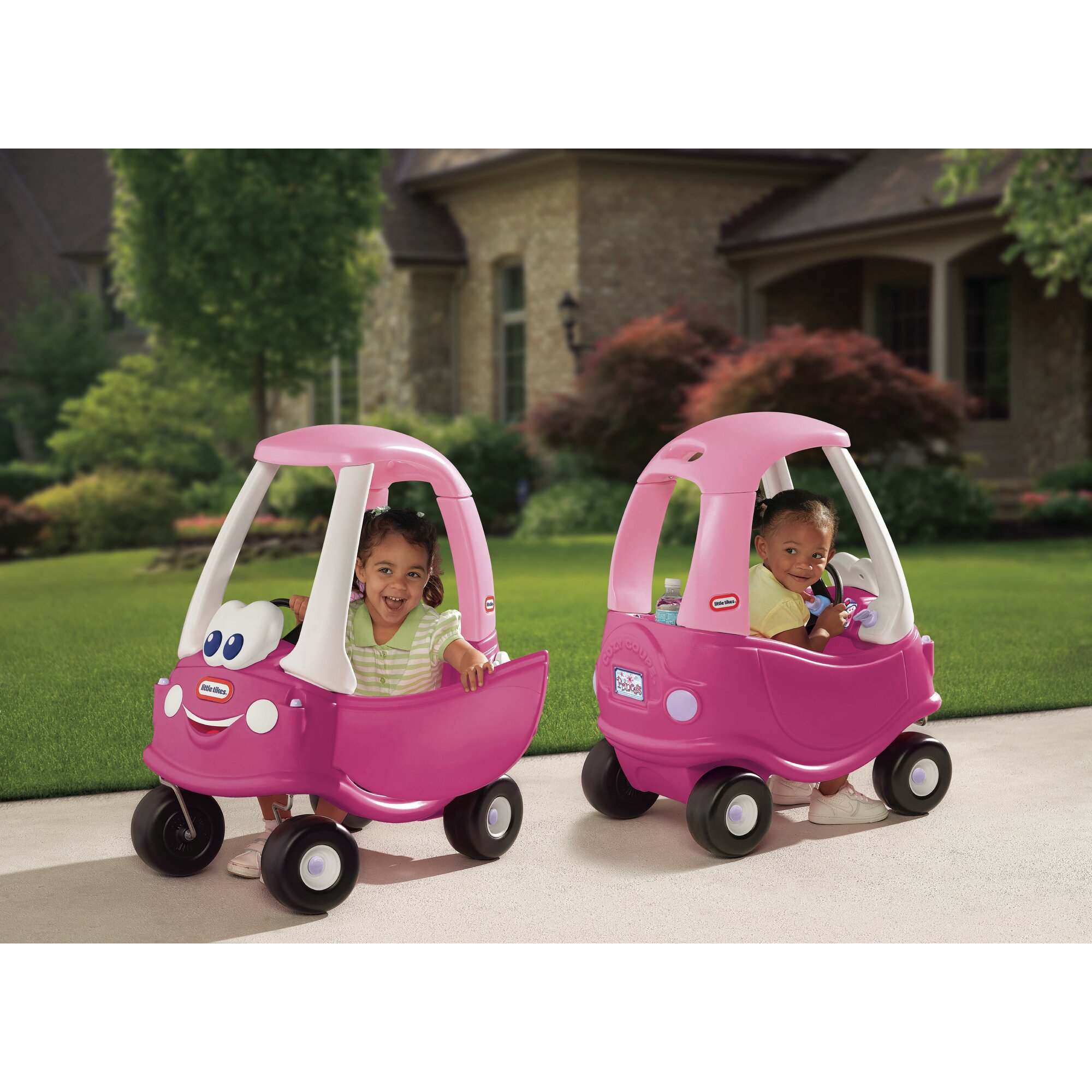 Little Tikes Princess Cozy Coupe Push Car & Reviews