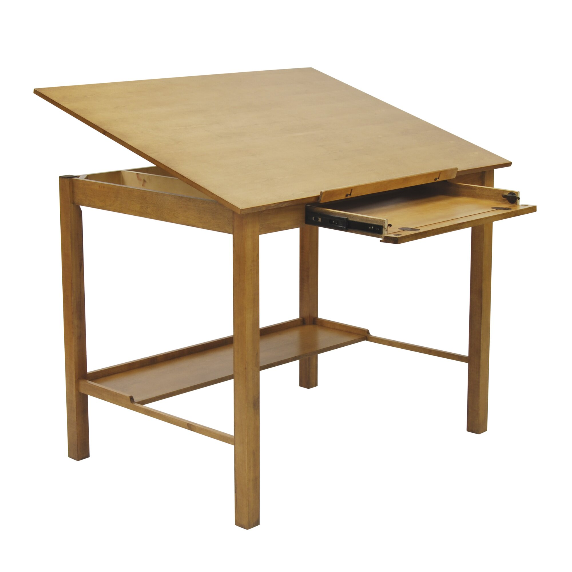 Studio Design Drafting Table studio designs futura drafting table and chair set Americana Drafting Table