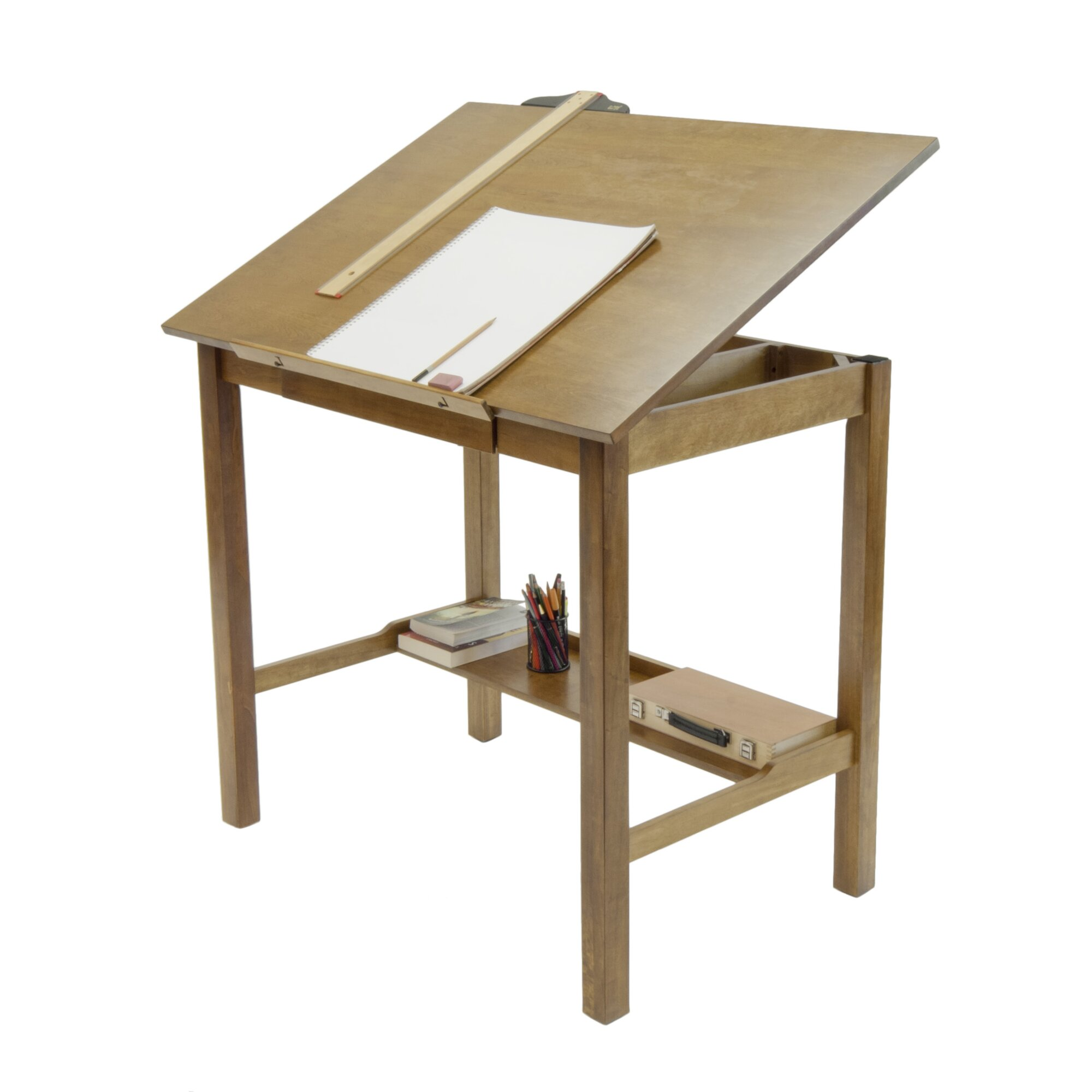 Studio Design Drafting Table comet center with stool drafting furniture drafting tables and drawing boards drafting table sets studio designs Americana Drafting Table