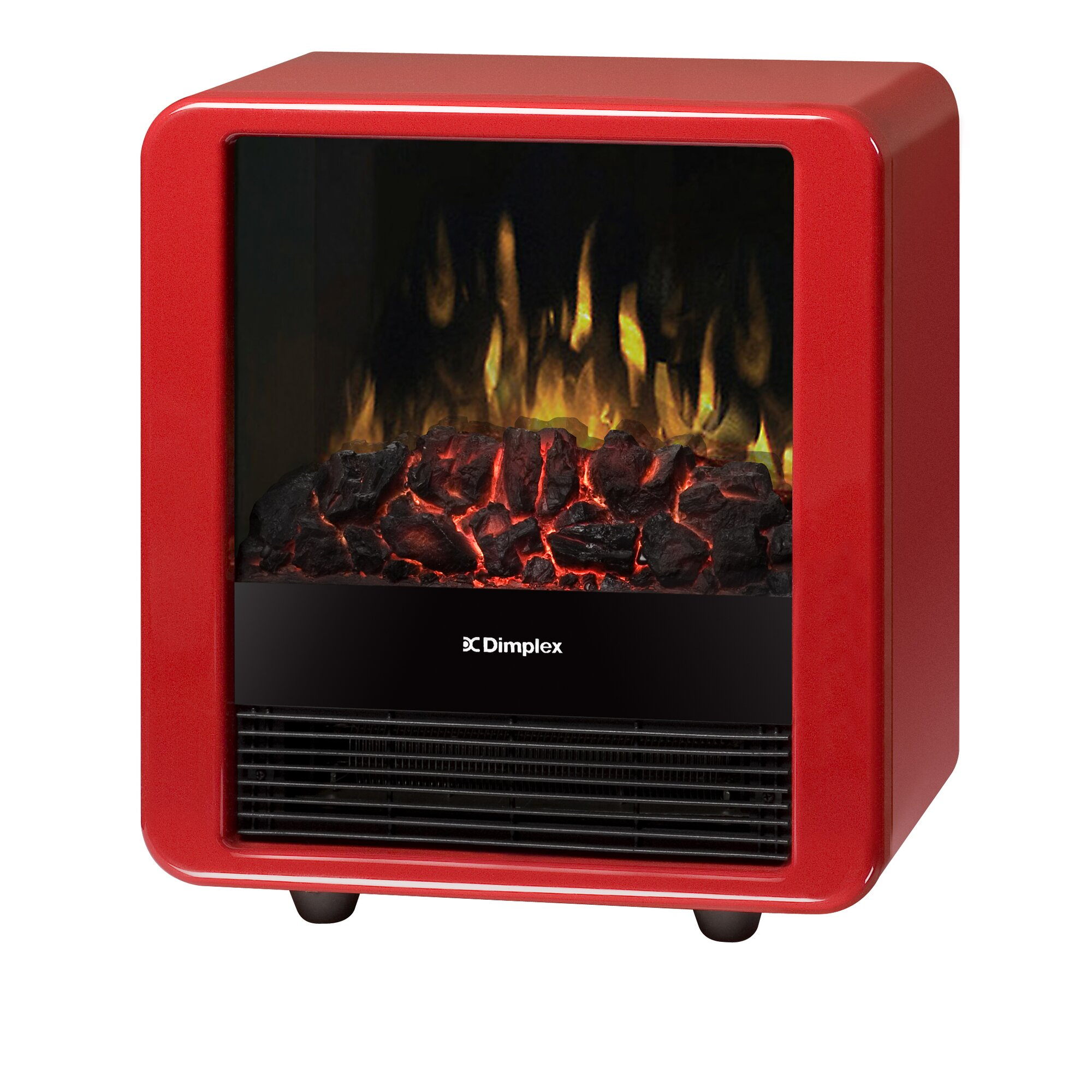 Dimplex Mini Cube 400 sq. ft. Vent Free Electric Stove & Reviews ...