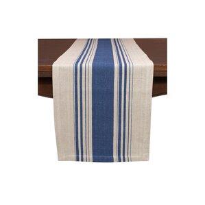 Codi Herringbone Stripe Table Runner