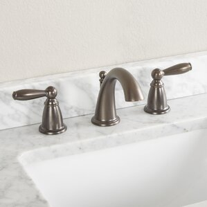 Beautiful Brantford Double Handle Widespread Standard Bathroom Faucet