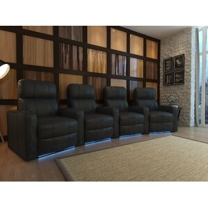 Home Theater Recliner (Row Of 4)