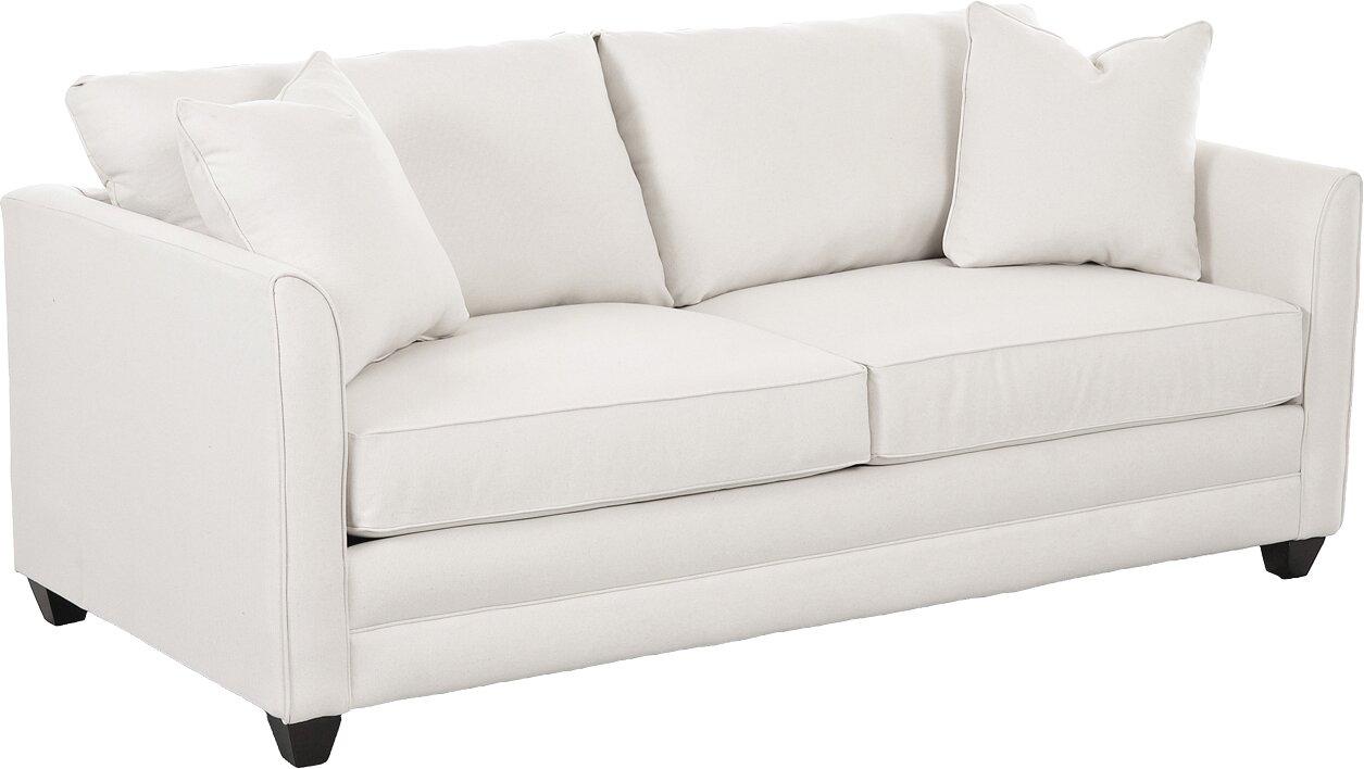 wayfair custom upholstery™ sarah sleeper sofa & reviews | wayfair