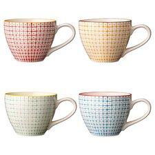 Ceramic Mug (Set of 4)