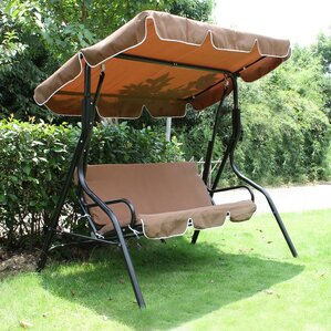 Welch Porch Swing With Stand