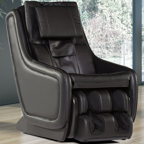 Awesome Human Touch ZeroG 3.0 Leather Zero Gravity Massage Chair | Wayfair