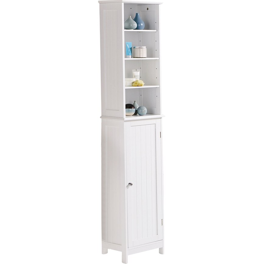 Fj Rde Co Turku 34 X Free Standing Tall Bathroom Cabinet Reviews