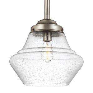 High Quality Varun 1 LED Integrated Bulb 14W Schoolhouse Pendant