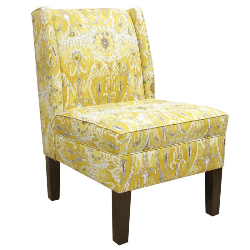 Brayden Studio Wingback Chair Amp Reviews Wayfair
