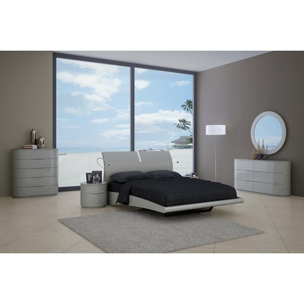 Bedroom Chairs Wayfair Black And White Wallpaper For Bedroom Black Bedroom Sets King Bedroom Black And White Ideas: Creative Furniture Moonlight Platform Customizable Bedroom
