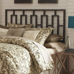 flaugher open frame headboard - Bed Frame With Headboard