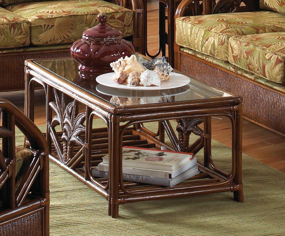 bay isle home cypress coffee table & reviews | wayfair