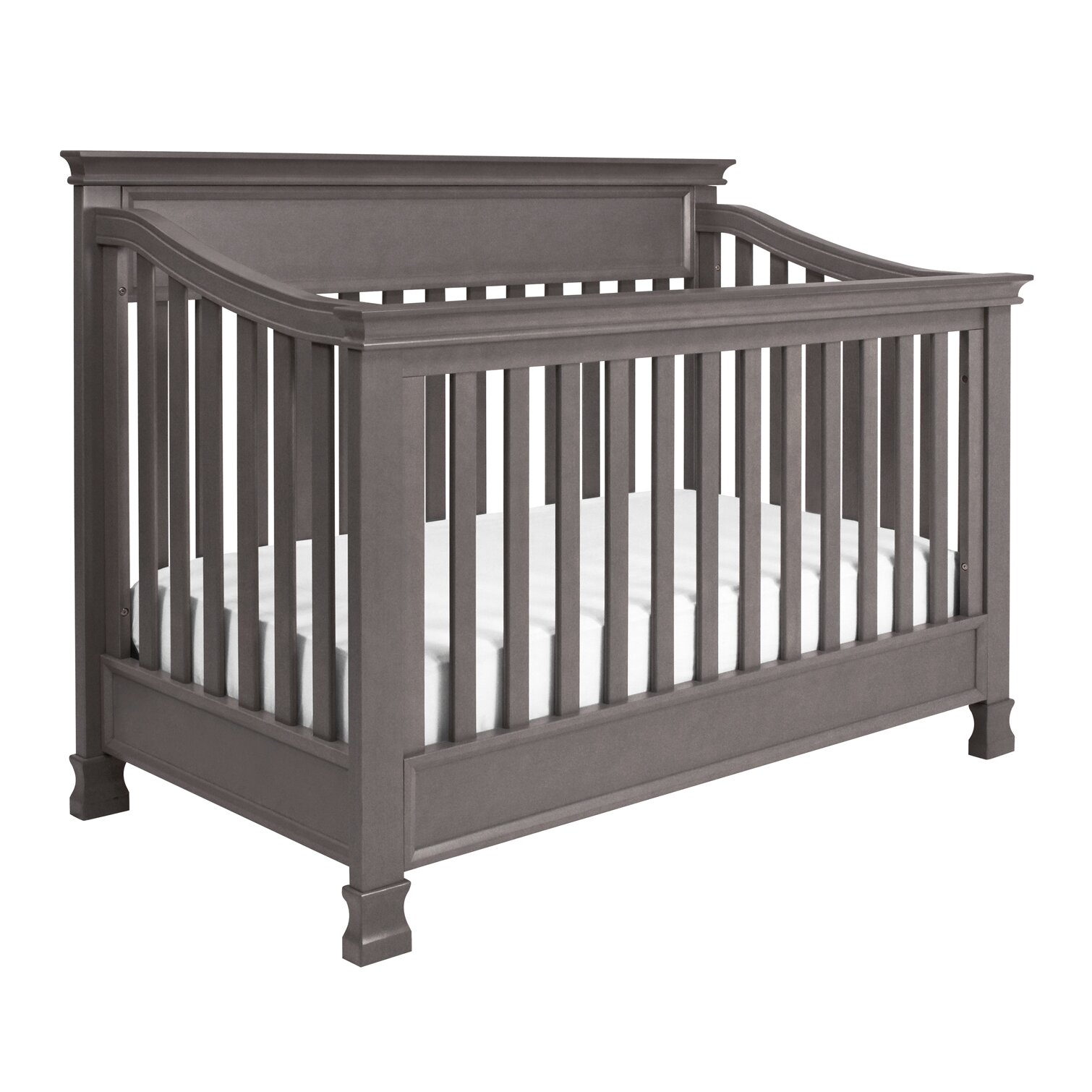 Foothill 4 In 1 Convertible Crib With Toddler Rail Html Autos Weblog