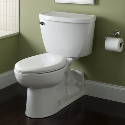 yorkville pressure assisted 16 gpf elongated twopiece toilet