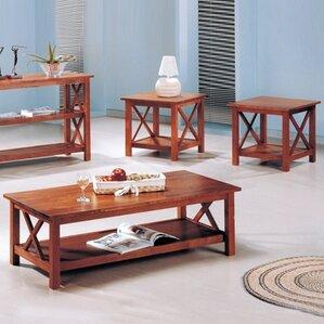 coastal coffee table sets you'll love | wayfair