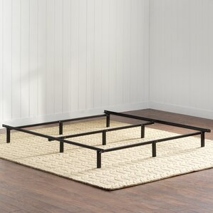 wayfair basics metal bed frame - Metal Bed Frames