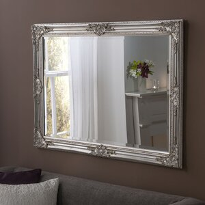 Florence Silver Wall Mirror