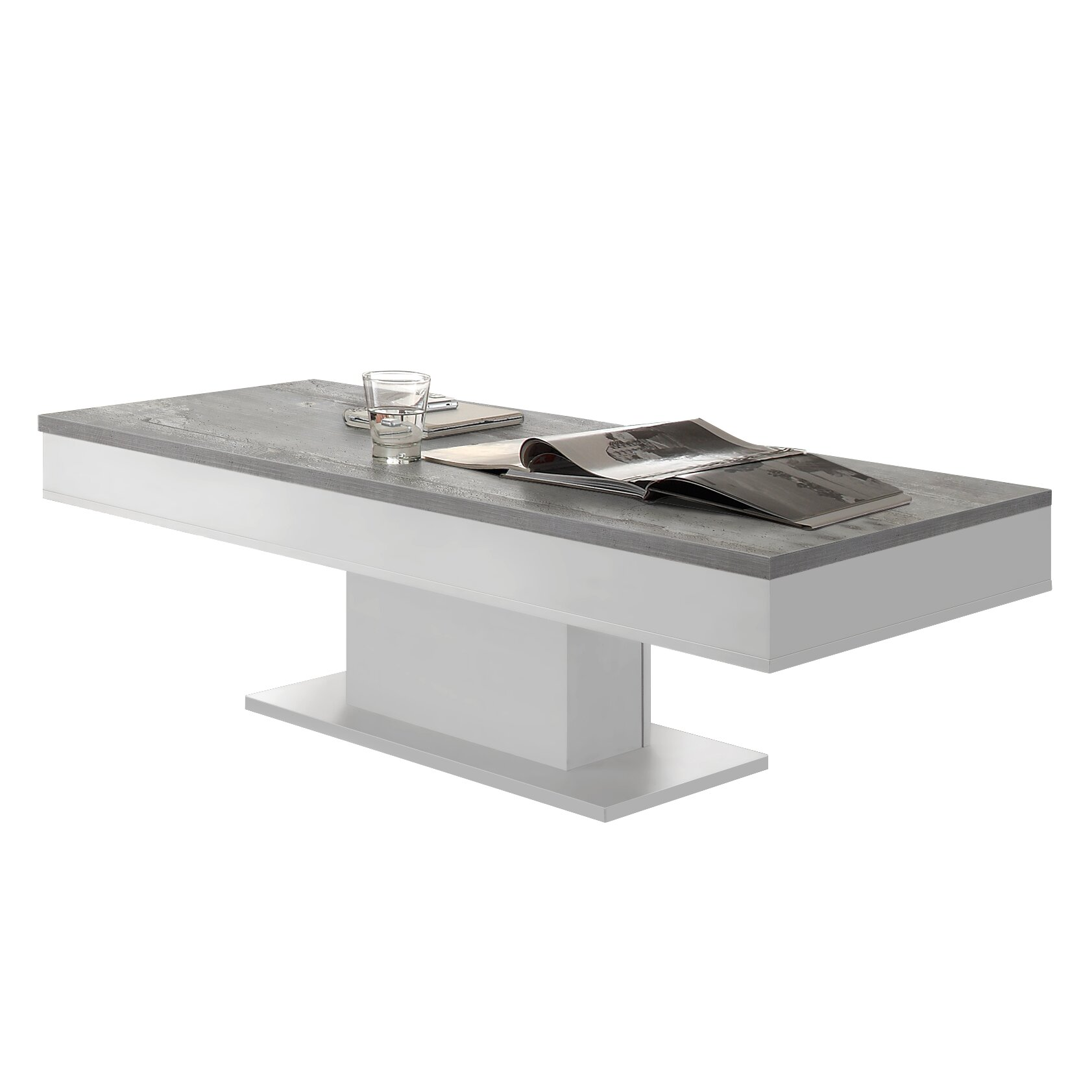 Japanese tea table dimensions - Granny Coffee Table With Storage