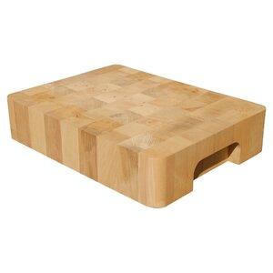 Wood Block By F. Beauchet