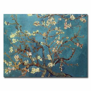 Almond Blossoms by Van Gogh Canvas Print