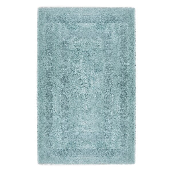 Caro Home Reversible Cotton Bath Rug U0026 Reviews | Wayfair