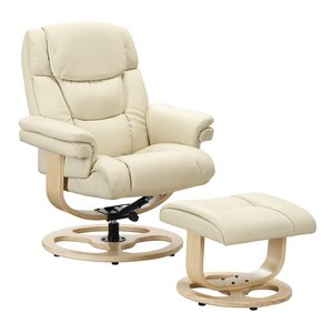 Recliner and Footstool