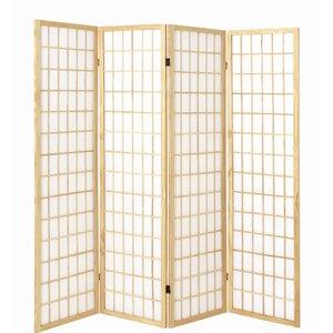 179cm x 182cm Vernon 4 Panel Room Divider
