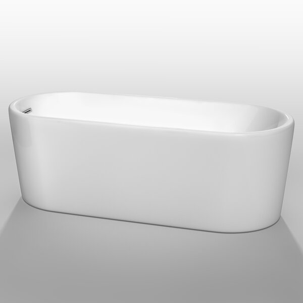Wyndham Collection Ursula 67 x 275 Soaking Bathtub Reviews