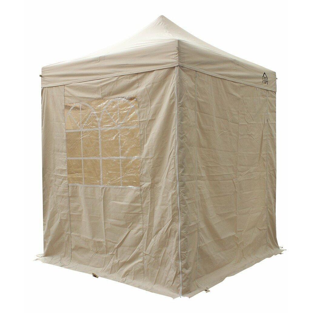 castleton home 2 m x 2 m pavillon aus metall. Black Bedroom Furniture Sets. Home Design Ideas