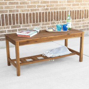 patio coffee tables you'll love | wayfair