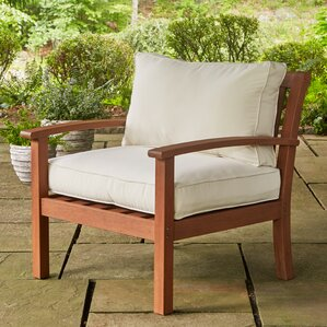 Rossi Lounge Chair With Cushions
