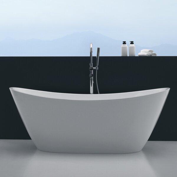 60 Freestanding Soaking Tub - Mobroi.com