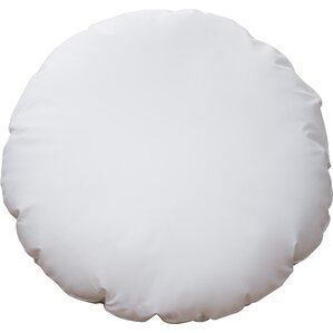 Exceptional Round Hypoallergenic Cotton Throw Pillow
