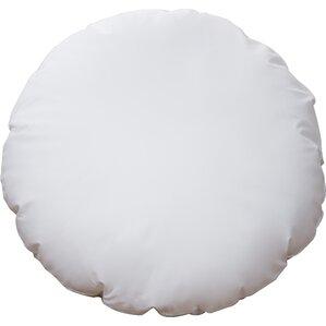 Exceptional Round Hypoallergenic Cotton Throw Pillow