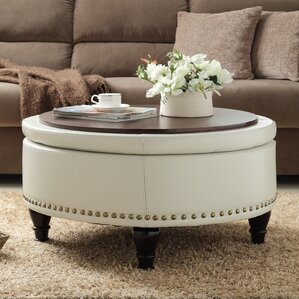 storage ottomans - storage & organization | wayfair
