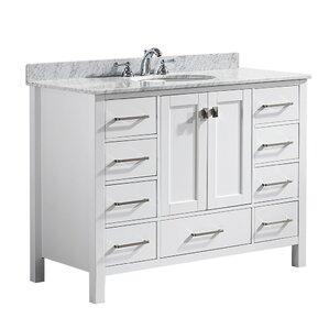 48 Inch Bathroom Vanities Youll Love Wayfair
