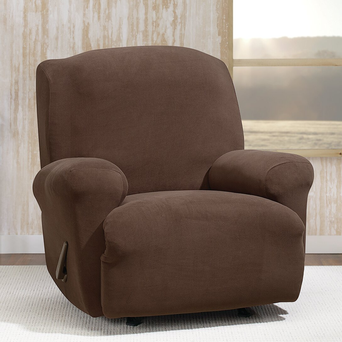 sure fit stretch morgan recliner slipcover reviews