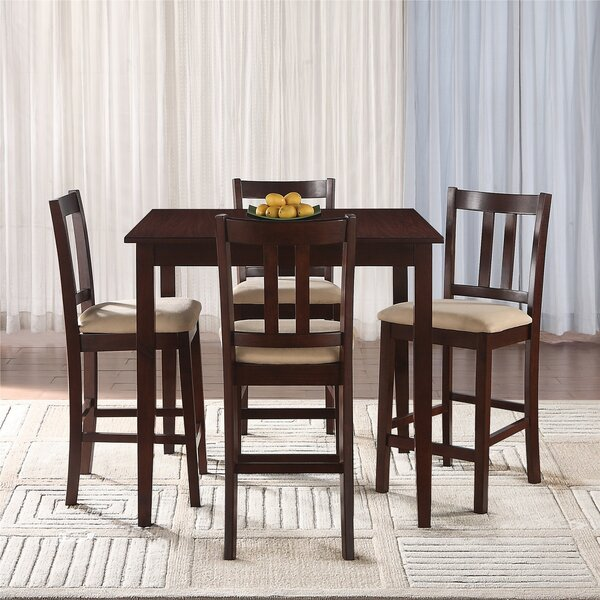 counter height dining sets youll love wayfair. beautiful ideas. Home Design Ideas