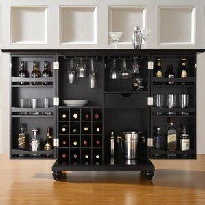 bar cabinets you'll love | wayfair